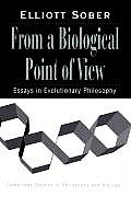 From a Biological Point of View: Essays in Evolutionary Philosophy