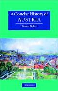 A Concise History of Austria (Cambridge Concise Histories) Cover