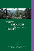 Research Report / European Forest Institute #0001: Forest Resources in Europe