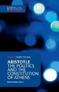 Aristotle: The Politics & The Constitution Of Athens (Cambridge Texts In The History Of Political Thought) by Aristotle
