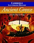 The Cambridge Illustrated History of Ancient Greece (Cambridge Illustrated History) Cover