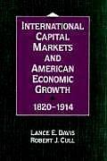 International Capital Markets and American Economic Growth, 1820 1914