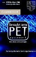 Insight Into Pet Cassettes Cover