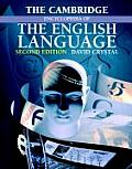 Cambridge Encyclopedia Of The English Langua 2nd Edition
