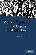 Women Family & Gender in Islamic Law