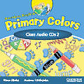 American English Primary Colors 2 Class CD (Primary Colours) Cover