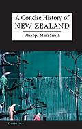Concise History Of New Zealand