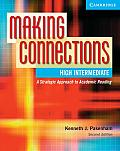 Making Connections: An Strategic Approach to Academic Reading