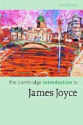 The Cambridge Introduction to James Joyce (Cambridge Introductions to Literature) Cover