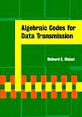 Algebraic Codes for Data Transmission (02 Edition)