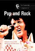 Cambridge Companion To Pop & Rock