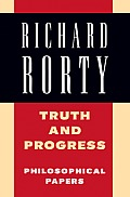 Truth & Progress Philosophical Papers