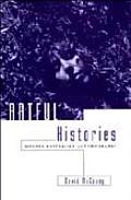 Artful Histories: Modern Australian Autobiography