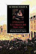 The Cambridge Companion to English Literature, 1650 1740