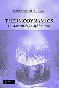 Thermodynamics: Fundamentals for Applications