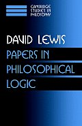 Papers in Philosophical Logic: Volume 1 (Cambridge Studies in Philosophy)