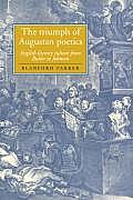 Triumph of Augustan Poetica: English Literary Culture from Butler to Johnson