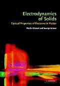Electrodynamics of Solids