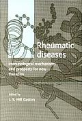 Rheumatic Diseases: Immunological Mechanisms and Prospects for New Therapies