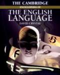 Cambridge Encyclopedia of the English Language