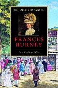 The Cambridge Companion to Frances Burney