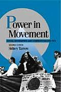 Power in Movement Social Movements & Contentious Politics