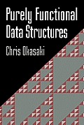Purely Functional Data Structures Cover