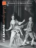 Shakespeare Survey: Volume 51, Shakespeare in the Eighteenth Century