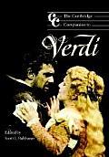 Cambridge Companion To Verdi