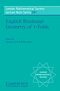 London Mathematical Society Lecture Note #281: Explicit Birational Geometry of 3-Folds