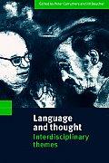 Language & Thought Interdisciplinary Themes