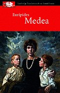 Euripides: Medea (Cambridge Translations from Greek Drama) Cover