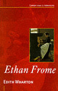 Edith Wharton: Ethan Frome (Cambridge Literature) Cover