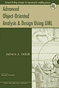 Advanced Object-Oriented Analysis and Design Using UML (Sigs Reference Library Series)