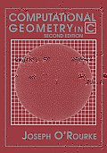 Computational Geometry in C 2ND Edition