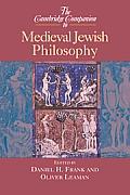 Cambridge Companion To Medieval Jewish Philosophy (03 Edition)