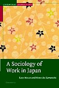 Contemporary Japanese Society: Work and Economic Organisation in Contemporary Japan