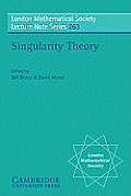London Mathematical Society Lecture Note Series #263: Singularity Theory: Proceedings of the European Singularities Conference, Liverpool, August 1996. Dedicated to C.T.C. Wall on the Occasion