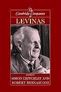 The Cambridge Companion to Levinas