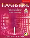 Touchstone 1 - With CD (05 - Old Edition)