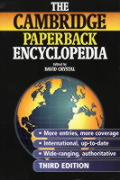 Cambridge Paperback Encyclopedia