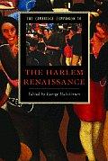 Cambridge Companion to the Harlem Renaissance