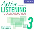 Active Listening 3 Class Audio CDs (Active Listening Second Edition)