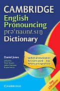 English Pronouncing Dictionary with CDROM
