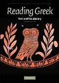 Reading Greek : Text and Vocabulary (2ND 07 Edition) Cover