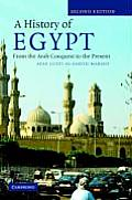 A History Of Egypt: From The Arab Conquest To The Present by Al-sayyid Mar