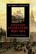 The Cambridge Companion to English Literature, 1830-1914