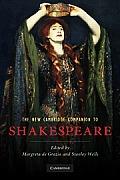 New Cambridge Companion to Shakespeare 2nd Edition