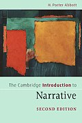 Cambridge Introduction To Narrative 2nd Edition