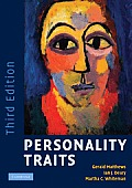 Personality Traits (3RD 09 Edition)